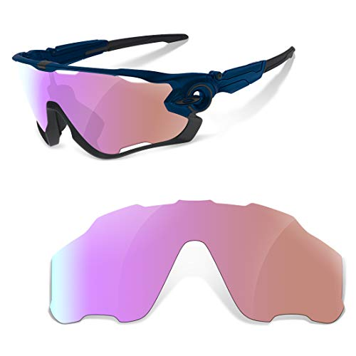 sunglasses restorer Lentes de Recambio Compatibles para Oakley Jawbreaker (Especial Ciclismo)