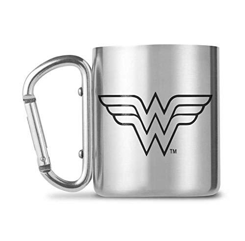 Terminal DC Comics - Wonder Woman (Tazza In Metallo) Merchandising Uff