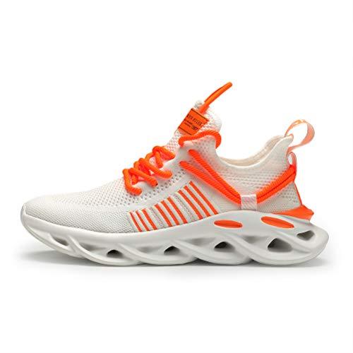 Ahico Zapatillas de Deporte de Moda para Hombre Zapatos para Caminar Zapatillas...