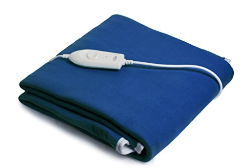 Expressions Electric Bed Warmer - Electric Blanket - Single Bed Size (150cms x 80cms) - Made in India - 07SB