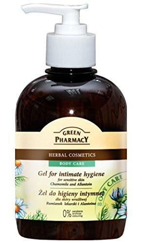 Gel para el higiene íntimo de árbol del té y flor de caléndula, Cantidad: 370 ml. y sin parabenos ni colorantes