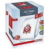 Miele AirClean 3D XL-Pack FJM Dust Vacuum Bag, White