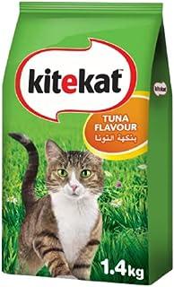 كايتكات طعام القطط بطعم التونه - 1.4 كغ