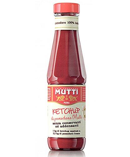 Mutti Tomato Ketchup (1 x 340g)