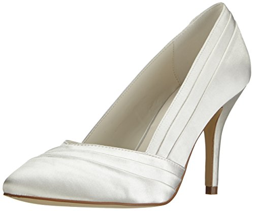 Menbur Wedding Damen Mare Pumps, Elfenbein (Ivory), 38 EU