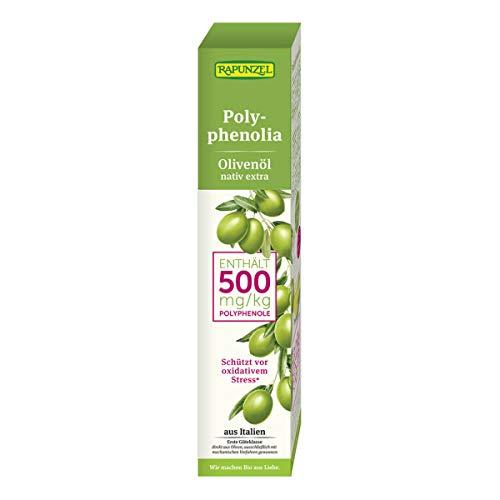 Rapunzel - Olivenöl Polyphenolia nativ extra - 0,25 l - 4er Pack