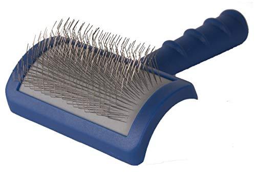 Show Tech Transgroom Tuffer than Tangles Slicker Brush with Long, Soft Pins