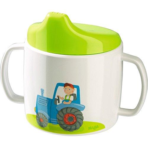 Haba 302818 Trinklerntasse Traktor