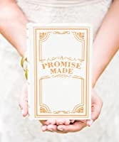 """""""A Promise Made"""" ヴィンテージジュエリーボックス風 リングピロー"""
