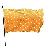 3D Impresión Gráfica Ornamento Bandera Americana 3x5 Al Aire Libre Casa Jardín Bandera Bandera Bandera Bandera EE.UU. Bandera Decorativa 3 X 5 pies Banner
