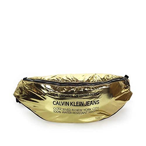 Calvin Klein Jeans Pace Foil XL Street Pack dames heuptas K605805 0HS Gold