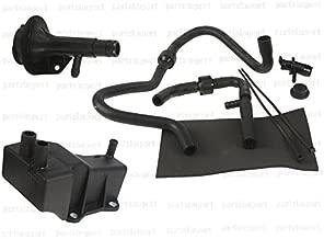 SAAB 9-3 9-5 Crankcase Vent Oil Separator Trap Hose Update Repair Kit (PCV)