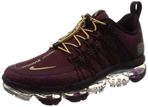 Nike Donne Air Vapormax Run Utility Running Trainers AQ8811 Sneakers Scarpe (UK 6 US 8.5 EU 40, Burgundy Crush Gold 600)