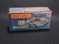 """マッチボックス 35 ROLA-MATICS """" FANDANGO """" デッドストック"""