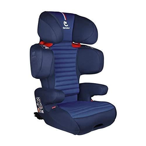 RENOLUX RENOFIX Gr 1/2/3 Isofix liegend Softness Autositz - Ocean