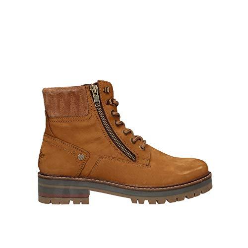 Wrangler footwear - denver zip stiefelette - 38 - noce