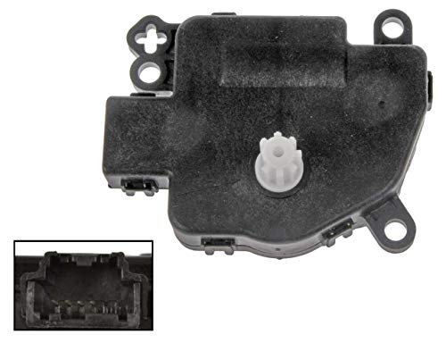 HVAC AC Heater Blend Door Actuator Main Mode 7L1Z-19E616-F 8L8Z-19E616-C 604-241