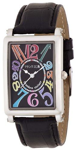『[フランクミウラ] 腕時計 FM01K-CRBK』の1枚目の画像