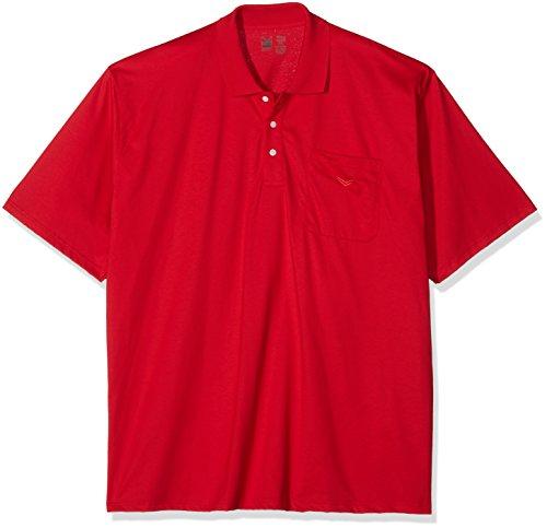 Trigema Herren Poloshirt Single-Jersey 637602