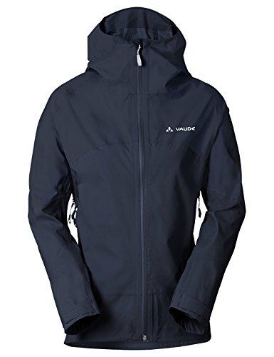VAUDE Women's Croz 3L Jacket II Veste hardshell très légère pour l'alpinisme Femme eclipse FR: M (Taille Fabricant: 40)