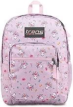 JanSport Trans Supermax Back Pack (Boho Unicorn Purple)
