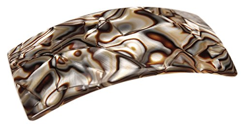 France Luxe Wide Rectangle Barrette…