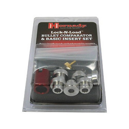 Hornady B234 Lock-N-Load Comparator Body with Set of 6 Inserts