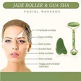 Zoom IMG-1 vockvic jade roller rullo di