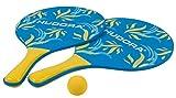 HUDORA Beachball-Set, 2 Schläger und 1 Ball - 77461