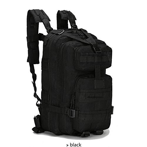 Zipvb Sacs de Voyage Waterproof Outdoor Hunting Hiking Climbing Backpack Military Tactical Backpacks Military Assault Bags Highlander
