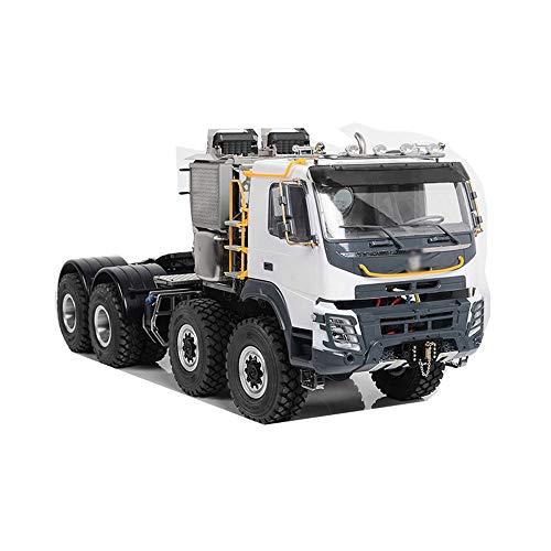 GAOXUQIANG 1/14 RC Heavy Haul Truck 8x8