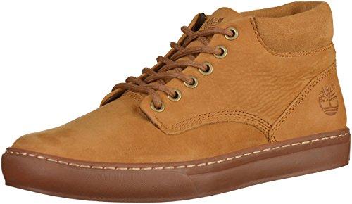 Timberland Men's Adventure 2.0 Cupsole Chukka Boot A1IYE Rubber Barefoot Brown-Brown-7 Size 7