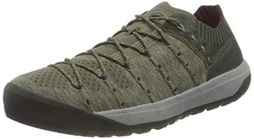Mammut Herren Hueco Knit Low Men Traillaufschuh, tin-Dark tin, 43 1/3 EU