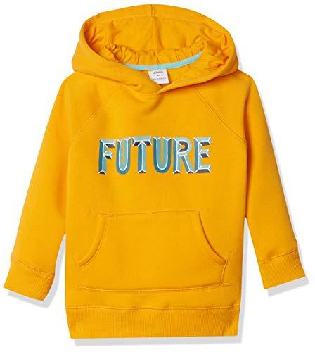 Amazon Essentials Sudadera de Forro Polar con Capucha para niño, Futuro, 3 años