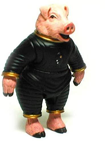 Dr Who Figurine de cochon Space Pig 10,2 cm