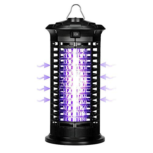 YANE Mosquito Killer Lamp Electric Insect Killer UV Light Trap Electric Light for Indoor Outdoor Safe And No Radiation