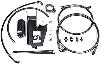 Radium Engineering Fuel Hanger Plumbing Kit Stainless Filter for 2003-07 Mitsubishi Evo 8/9