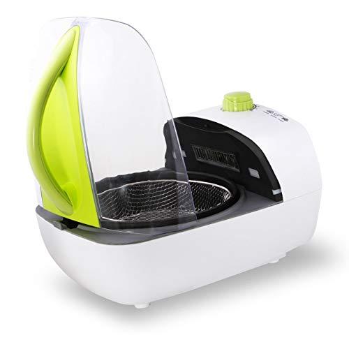 Friggitrice ad aria calda: senza olio/grasso, per grigliare, cuocere e arrostire in modo sano