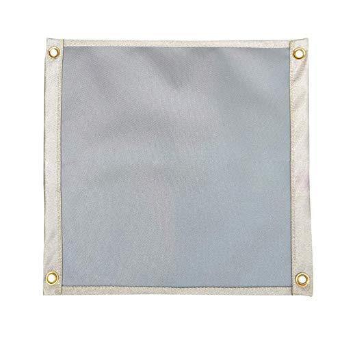 Deck-Schutzmatte Grillmatte waschbar wiederverwendbar Grillmatte für Outdoor...