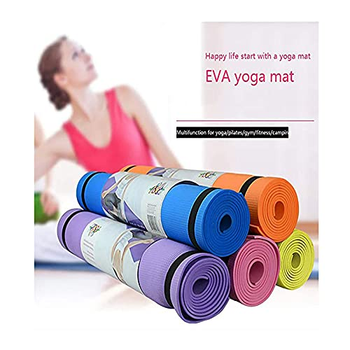 Rouped Colchoneta,Esterilla Fitness y Yoga,Colchoneta Gimnasia Ritmica,Alfombra Deporte,RE01