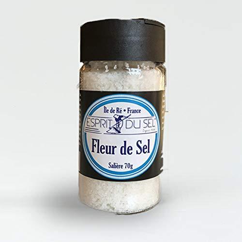 エスプリ・デュ・セル『フルール・ド・セル(レ島の塩の花)』