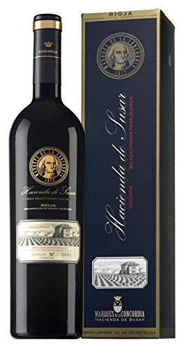 Marqués de la Concordia Vendimia Seleccionada para Guarda D.O Rioja Vino tinto Premium - 750 ml