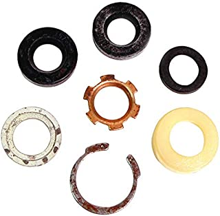 DENNIS CARPENTER FORD RESTORATION PARTS Ford Cougar Edsel Fairlane Falcon Mercury-Comet Mustang Ranchero Power Steering Cylinder Kit - Compatible with Ford