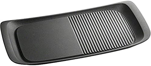 AEG 9441893196 MaxisensePlancha Grill, Suitable for Induction Hobs