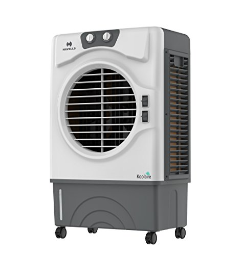 Havells Koolaire Wood wool 51-Litre Cooler (Silver)