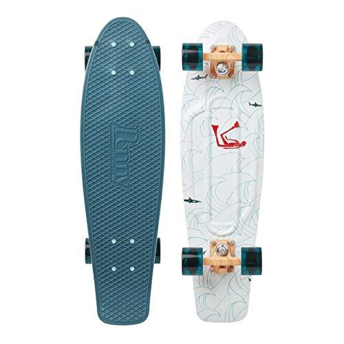 Penny Australia, 27 Inch Caps Penny Board, The Original Plastic Skateboard