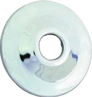 10-Pack Plumbers Choice 30710 I.P Shallow Escutcheon Chrome 1-Inch