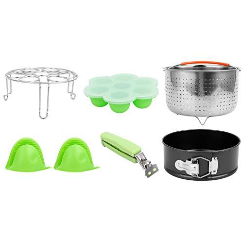 Molde para pasteles, soporte para huevos de acero inoxidable 304 para uso doméstico en la cocina