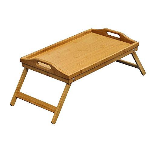 GYH zhuozi LJHA Table Pliante/Table à café Pliante/Table à Manger pour Personnes seules/Bureau/Bureau d'ordinateur / 64 * 30 * 23.5CM Table