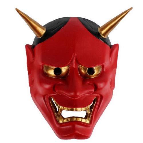 Sungpunet del Mal Oni Budista japonés Hannya NOH de Terror